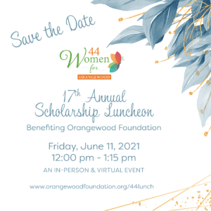 2021 44 lunch save the date