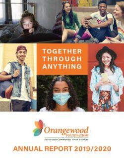 orangewood annual report cover