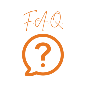 faq with text
