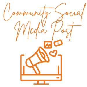 community sm post